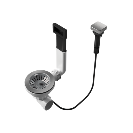 "Kit of pop-up plug for square bowls R. ""0"""