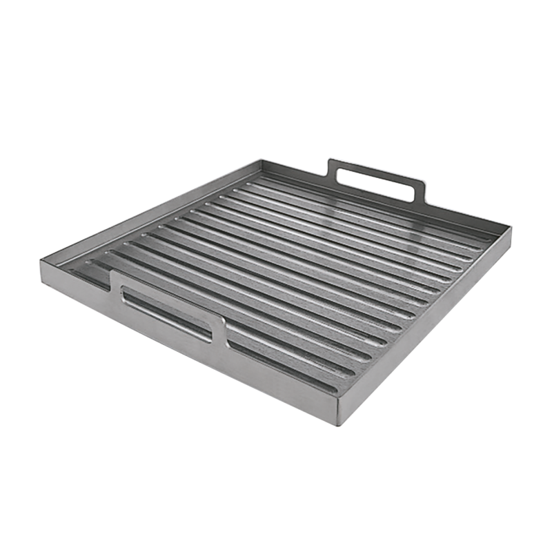 Stainless steel grill