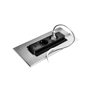 Rotating socket holder