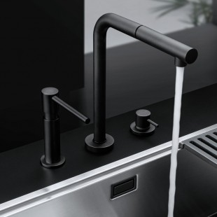 Up Dispenser black