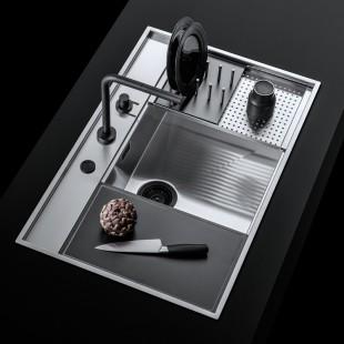 Black Smart pop-up plug Kit