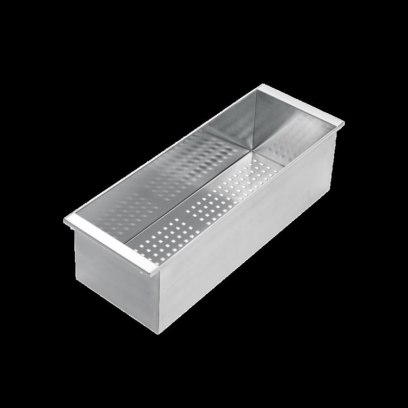 Stainless steel colander - 1VBF
